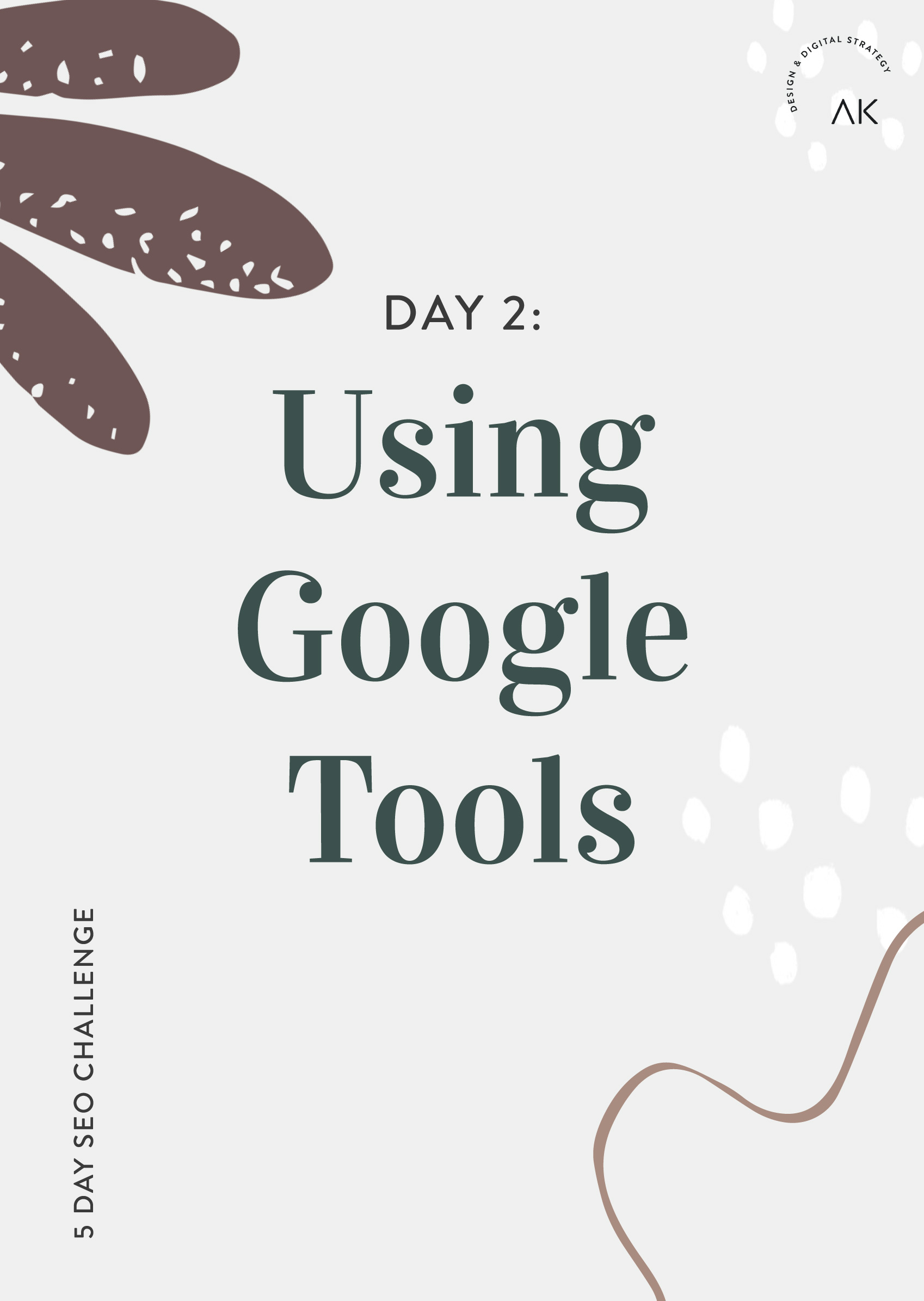 SEO Challenge Day 2: How To Set Up Google Analytics & Search Console